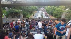 """Mirante 9 de Julho """"15 cantinhos de SP que vão roubar seu coração!"""". Foto: San Palheta - @sptoursherewego"""