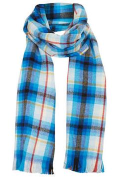 Margot's Check Scarf on shopstyle.com