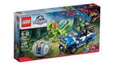 Emboscada al Dilofosaurio - Lego - Sets de Construcción - Sets de Construcción JulioCepeda.com
