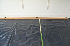 How To Install Laminate Flooring Over Concrete Laminate Flooring Basement, Installing Laminate Flooring, Vinyl Plank Flooring, Creative Studio, Concrete