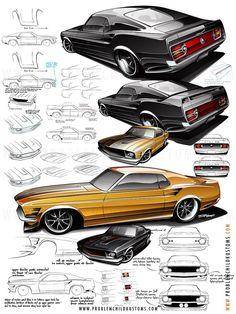 Mustang Details   Flickr - Photo Sharing!