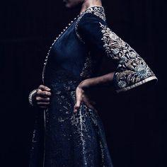 68 Ideas for wedding gowns indian anarkali Look Fashion, High Fashion, Womens Fashion, Fashion Design, Fashion Images, Indian Fashion, Mode Vintage, Ravenclaw, Costume Design