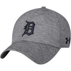 418eecaa829 Detroit Tigers Under Armour Twist Closer Performance Snapback Adjustable Hat  – Heathered Gray