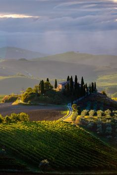 Val d' Orcia, Italy | by Ugo Cei on 500px