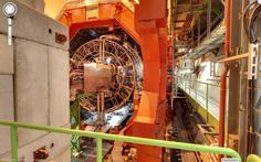 Few people without PhDs ever set foot inside CERN's (The European Organization for Nuclear Research) lab in Geneva, Switzerland, home of the Large Hadron C
