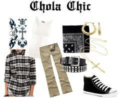 Chola Chic Costume