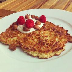LCHF-HVERDAG: LCHF-morgenmad: Søde kokosæg