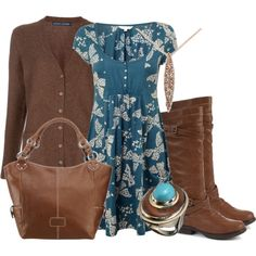 """""""RALPH LAUREN BLUE Cashmere cardigan"""" by aannggiiee on Polyvore"""
