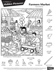 A Hidden Picture – Basecampjonkoping. Hidden Object Games, Hidden Objects, Spot The Difference Kids, Highlights Hidden Pictures, Hidden Pictures Printables, Hidden Picture Puzzles, Child Development Activities, Kids Math Worksheets, Activity Sheets