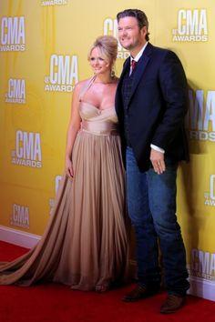 Miranda Lambert and Blake