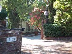 Elvis Presley & Priscilla Presley's 1174 Hillcrest Rd. Beverly Hills Home - YouTube
