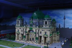 Lego Cathedral | Flickr - Photo Sharing!