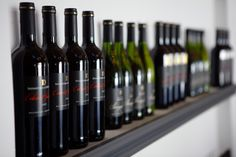 Doolhof Wine Estate Tasting Room Wines