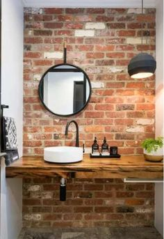 Trendy Bathroom Small Sink Home 57 Ideas Bathroom Windows, Wood Bathroom, Bathroom Colors, Bathroom Flooring, Bathroom Interior, Modern Bathroom, Bathroom Lighting, Bathroom Ideas, Bathroom Small