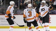 Claude Giroux caps Flyers' comeback vs. Islanders in OT