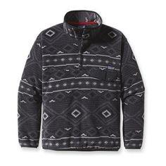 Patagonia Men's Synchilla® Snap-T® Fleece Pullover