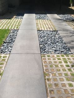 #permeable driveway textures #phoenix #curbappeal