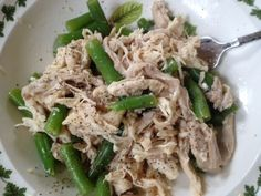 Chicken and Green Beans - Easy Low Carb Lunch - News - Bubblews.