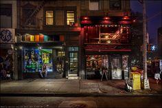 2A Bar NYC©2015 Sally Davies