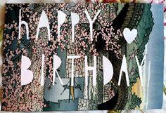 birthday card for sashkins