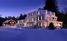 The Inn At Manchester - Manchester, Vermont. Manchester Bed and Breakfast Inns
