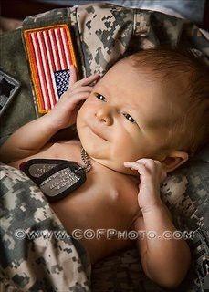 marine newborn - Continued!