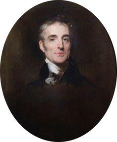 Arthur Wellesley (1769–1852), 1st Duke of Wellington, KG  by John Simpson