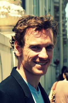 "Other pinner, Amanda Maestas, said, ""--Pick up line to Michael Fassbender: I'm like super unattached to my last name."""
