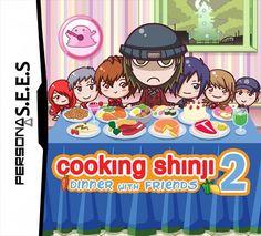 Persona 3 x Cooking Mama - Cooking Shinji