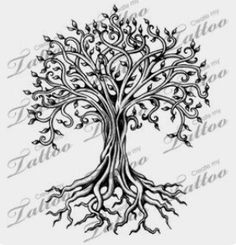 celtic tree of life tattoo designs with birds for calf Tattoo Life, Roots Tattoo, Trendy Tattoos, Small Tattoos, Petit Tattoo, Tree Tattoo Designs, Celtic Tree Of Life, Geniale Tattoos, Bild Tattoos