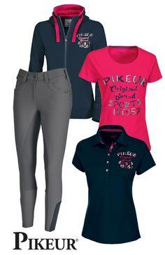 ..Pikeur Navy-Pink Summer 2016 #Epplejeck #summer16 #pikeur