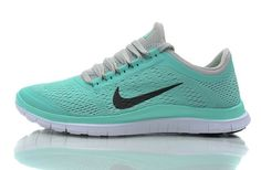 2015 Cheap Nike Free 3.0 V5 Women Mint Green Running Shoes For Sale