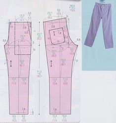 Sewing Men, Sewing Pants, Sewing Clothes, Diy Clothes, Dress Sewing Patterns, Clothing Patterns, Scrubs Pattern, Scrubs Outfit, Kids Patterns