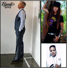 Dress up, dress down, dress #HauteButch! http://www.hautebutch.com/hbshop?utm_content=buffer01d46&utm_medium=social&utm_source=pinterest.com&utm_campaign=buffer #androgynous #fashion #HauteButchStyle