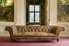 Chesterfield Sofa Club 3 Seater Chilham by KingsgateFurniture
