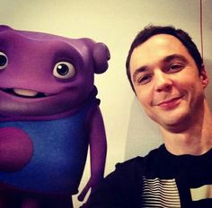 Jim Parsons to play Oh the lonely alien in upcoming movie 'Home'
