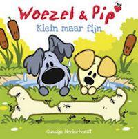 Woezel en Pip, klein maar fijn Susan Spekschoor