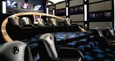 Cinema particular, baseado em Star Trek \\ //