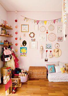 Casa e Jardim - NOTÍCIAS - Quarto de menina: 20 m² cheios de charme