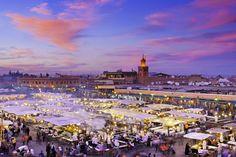 De 22 mooiste plekken ter wereld