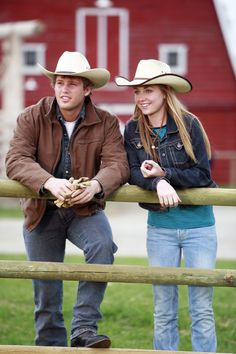 "kerryjamesfans: "" Heartland Season 2 promotional still Caleb & Amy . Heartland Season 2, Heartland Quotes, Amy And Ty Heartland, Heartland Ranch, Heartland Tv Show, Best Tv Shows, Favorite Tv Shows, Movies Showing, Movies And Tv Shows"