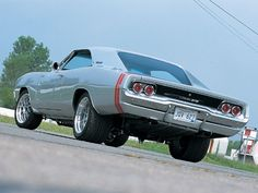 Nothing looks better than a '68 Charger.  Nothing!
