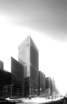 Gangnam Office on Behance