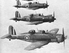 Blackburn Roc British Second World War-era Fleet Air Arm fighter aircraft Ww2 Aircraft, Fighter Aircraft, Military Aircraft, Fighter Jets, Royal Navy Aircraft Carriers, Navy Carriers, Aviation Image, Civil Aviation, Lancaster Bomber