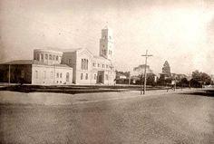 1942 - Igreja Nossa Senhora Aparecida, no Largo de Moema.