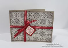 Krafting Kreations: Christmas Present Card