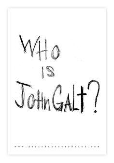 'Who is John Galt?'