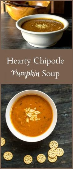 Hearty Chipotle Pumpkin Soup – Dan330
