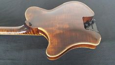 Special Ergonomic archtop guitar for Dave Mosick! Archtop Guitar, Finals, Evolution, Larger, Bridge, Music Instruments, Shop, Originals, Guitars