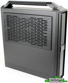 SilverStone Milo ML08 SST-ML08B-H Mini-ITX Slim SFX PSU Computer Case Review By Tom Jaskulka